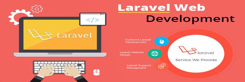 Laravel Web Application Development Company india